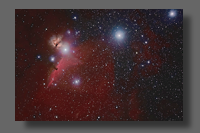 Belt Stars of Orion