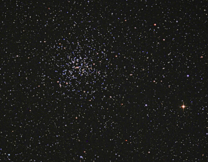 M37 - The Salt and Pepper Cluster